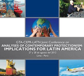 Conferencia Internacional LATN – GTA – CEPR