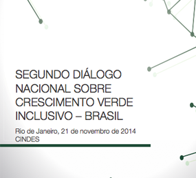 Segundo Diálogo Nacional sobre Crescimiento Verde Inclusivo