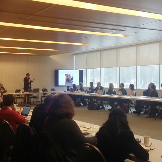 "Conferencia ""Canada's Past and Future in the Americas"""
