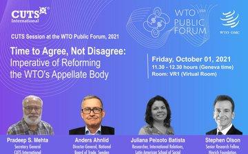 LATN en el Foro Público de la OMC